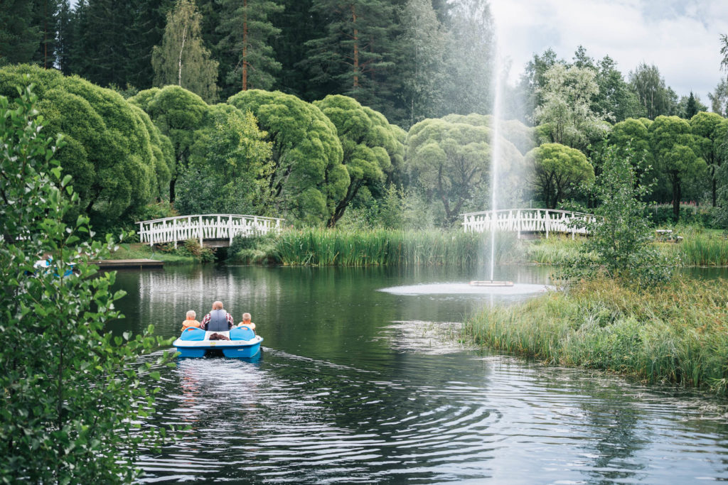 Puuhapuisto Veijari